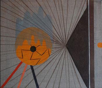 Acrylic on canvas. 2009.