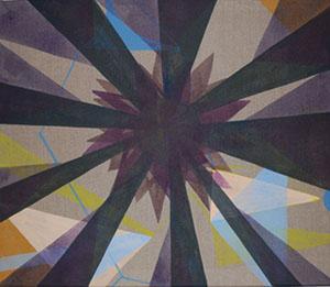Acrylic on canvas. 2010.