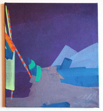Acrylic on canvas. 2013.