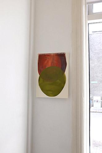 Acrylic on paper 2014