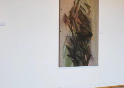 07 YfirlistmyndAcrylic on canvas. 130x 200 cm 201702 listasafn Reykjanesbæjar